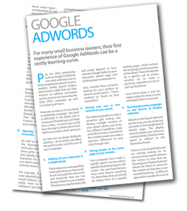Outsmarketing Adwords Report